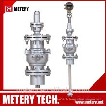 Einsteckturbinen-Durchflussmesser