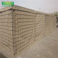 Hesco Welded Defense Wall for Military