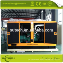 Grupo electrógeno silencioso barato del precio 375Kva CUMMINS, accionado por el motor CUMMINS NTA855-G2A