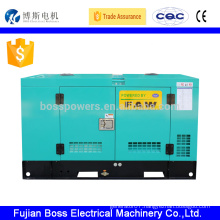small diesel generator set with yanmar engine silent type 4kw