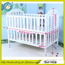 China-Lieferant Babybett Holzbrett