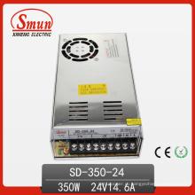 Преобразователь постоянного тока 350 Вт с одним выходом DC-DC SD-350