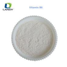 VENTA CALIENTE Buena calidad BP / USP / EP Pyridoxine hcl VB6 Vitamina B6