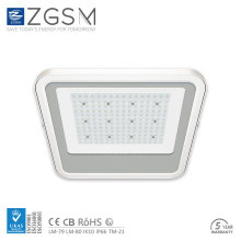 80W Indoor LED Ceiling Light Surface Mounting Explosion Proof Atex