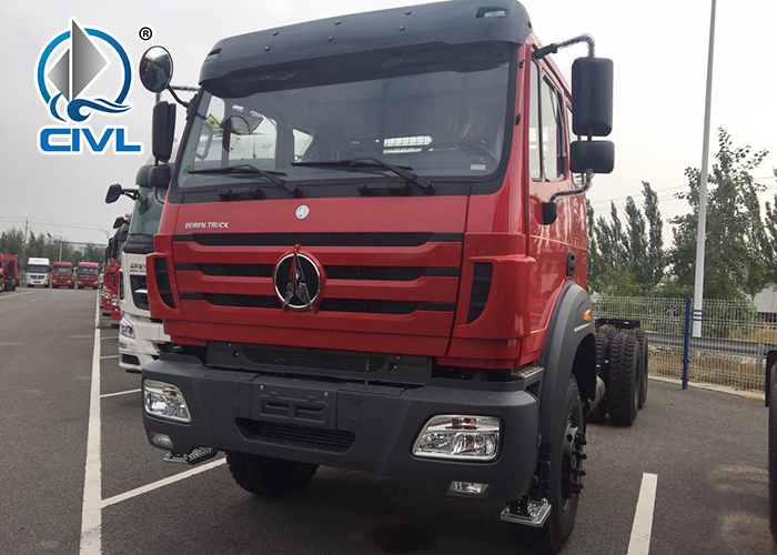 Beiben 6x4 Chassis 21