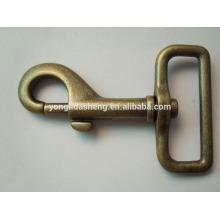 Antiguo gancho de gancho rápido de gancho doble ganchos giratorios