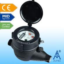 MID сертифицированный многоструйный жидкостный герметичный измеритель уровня воды