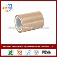 fiberglass coated fiberglass tape factory directly high quality non stick PTFE tape