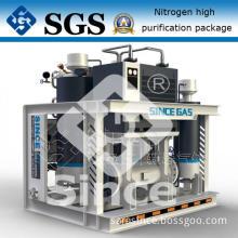 Plus Carbon Remove Oxygen High Purity PSA Nitrogen Gas Purifier System