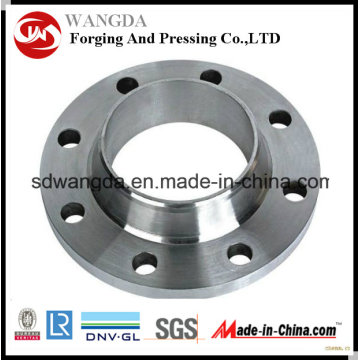 OEM High Class CNC Machining Carbon Steel Pipe Flanges