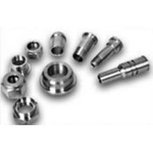 Piezas de torneado CNC de acero inoxidable de precisión