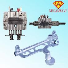 Алюминиевые заливки формы для автоматических рулевого механизма