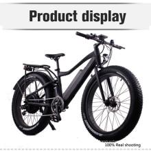 Motorbike 36v 350w / 48v 1000 w 4.0 neumático gordo pedelec bike / neumático gordo bicicleta eléctrica / superventas en 2017 / eléctrico snow bike 27 velocidad