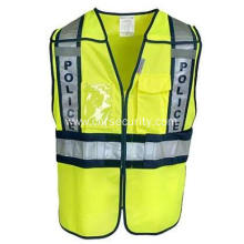 High-Visibility Public Safety Vest