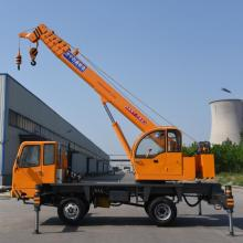 8 Ton Ponsel Telescopic Lorry Crane