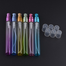 Colorful 10ml Perfume Glass Bottle