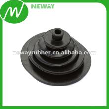 Botas de silicone de borracha de OEM personalizadas moldadas e moldadas