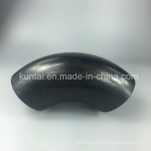 Extremo soldado con autógena acero carbono montaje d 90 codo con Ce (KT0280)