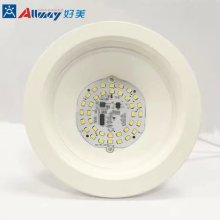 LED Downlight empotrable con sensor de microondas