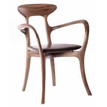 Modern Style Wooden Dining Chair