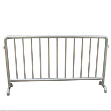 Galvanized Temporary Crowd Barricade