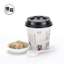 high quality Organic freeze dried instant fungus mushroom soup