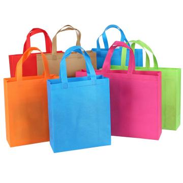 Custom Non Woven Tote Bags Großhandel