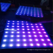 Décoration de mariage DJ éclairage Stage LED Dance Floor