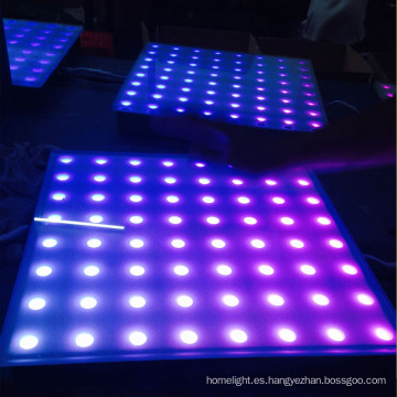 Decoración de la boda DJ Lighting Stage Light LED Dance Floor