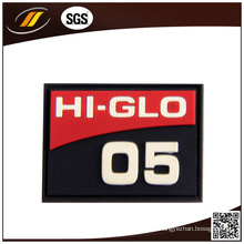 Etiquetas de couro de moda para calças de ganga (HJL38)