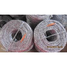 Arame Farpado, Galvanized Barbed Wire for Fencing