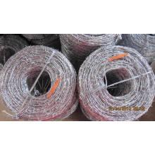 Fil barbelé pour la clôture de sécurité de 1,5 mm à 2,7 mm