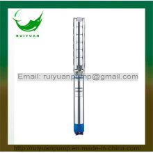 8 polegadas NEMA Standard Electric de poço profundo aço inoxidável bomba de água submersível para fazenda (8SP77)