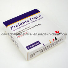 Drug for Preventing Preterm Births for Female Hydroxyprogesterone Caproate Injection