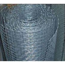 Mailles métalliques tissées / Mailles métalliques carrées / Mailles métalliques à sertir