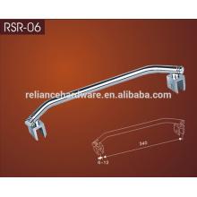 Matériel de salle de douche matériel de verre de 90 degrés au support de fixation de stabilisateur en verre avec la garantie de livraison
