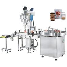Filling Machine Powder Auger Filling Machine Powder Filler Auger Filler Labeling Machine