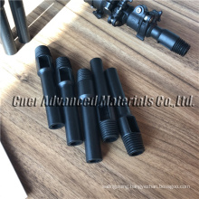 WFP pole Tip Euro Thread pole tip/End cap/adaptors for carbon fiber waterfed poles