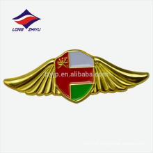 Professionelle benutzerdefinierte neue Geschenke Souvenir Flagge Oman nationalen Abzeichen