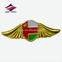 Professional custom new gifts souvenir flag Oman national badge