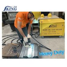 China sales steel rebar welding machine for steel structure