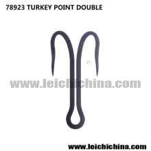 Wholesale Top Quality Turkey Double Hook