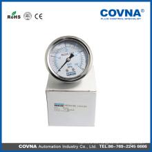 Medidor de presión de aire hidráulico