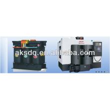 Трехфазный трансформатор (трансформатор большой мощности)