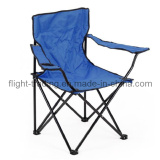 Popular Folding Camping Beach Chair with Armrest (26451)