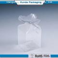 Boîte en plastique Tranparent pour cosmétiques et cadeaux