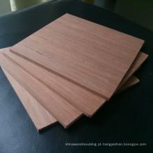 madeira compensada keruing do núcleo