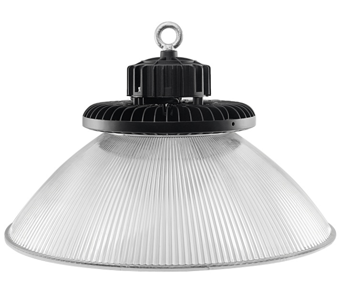 High Bay Lighting With Lampshade