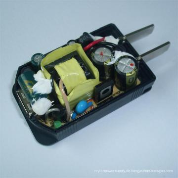 UL Stecker 5V 2A USB Ladegerät Ladegerät für iPhone / Samsung / Huawei