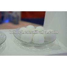Jardín de bolas de cerámica decorativas